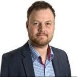 Fredrik Paring, VD cilbuper